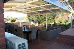 C Outdoor Entertaining Modwood Deck Screening and Optimo Awning 1
