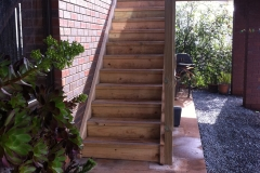 F Balcony Exterior Stairs